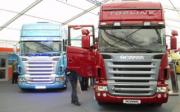 Trucks Scania / Грузовики Скания