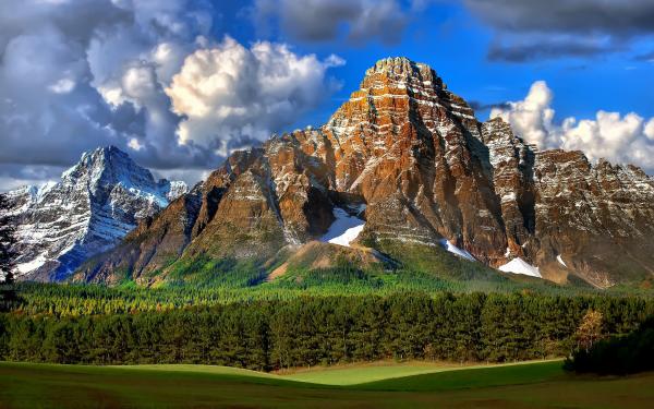 красивые картинки на рабочий стол горы № 405182 загрузить