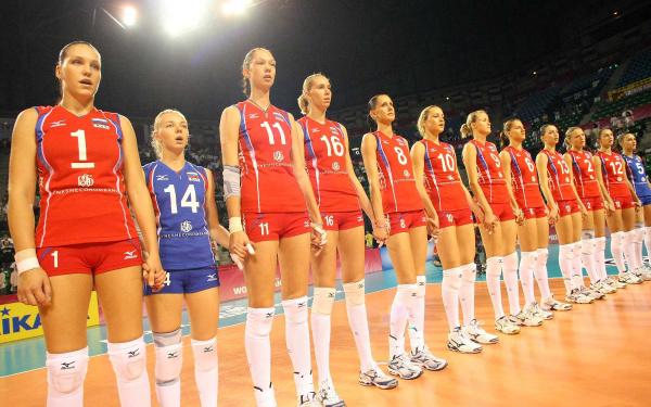 секс фото сборная волейбой девушки рочия № 65486