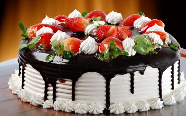Торты с днем рождения рецепты 93