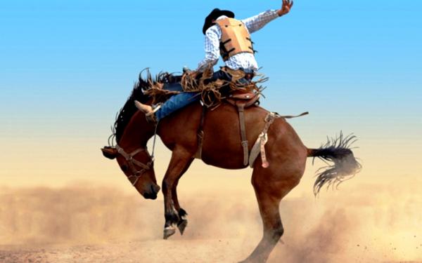 Картинки ковбой на лошади