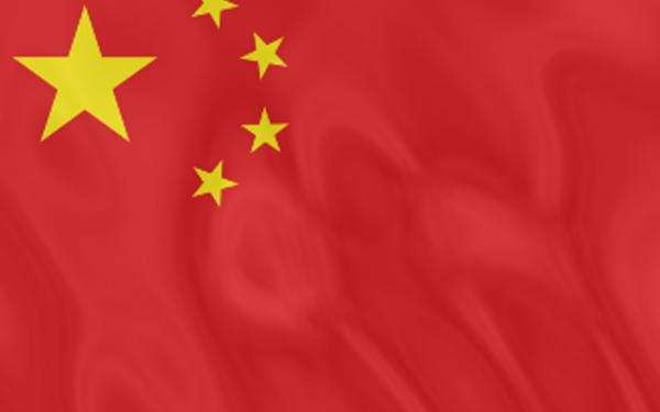 флаг китая фото