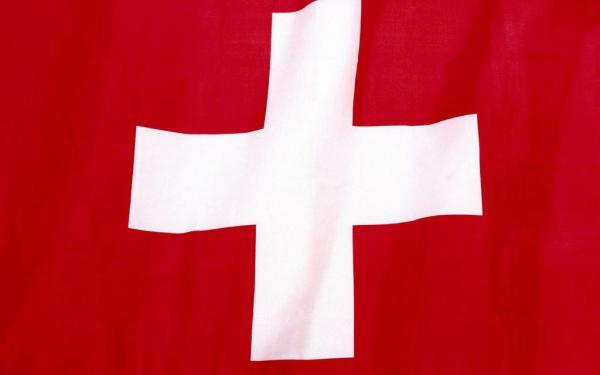 флаг швейцарии фото