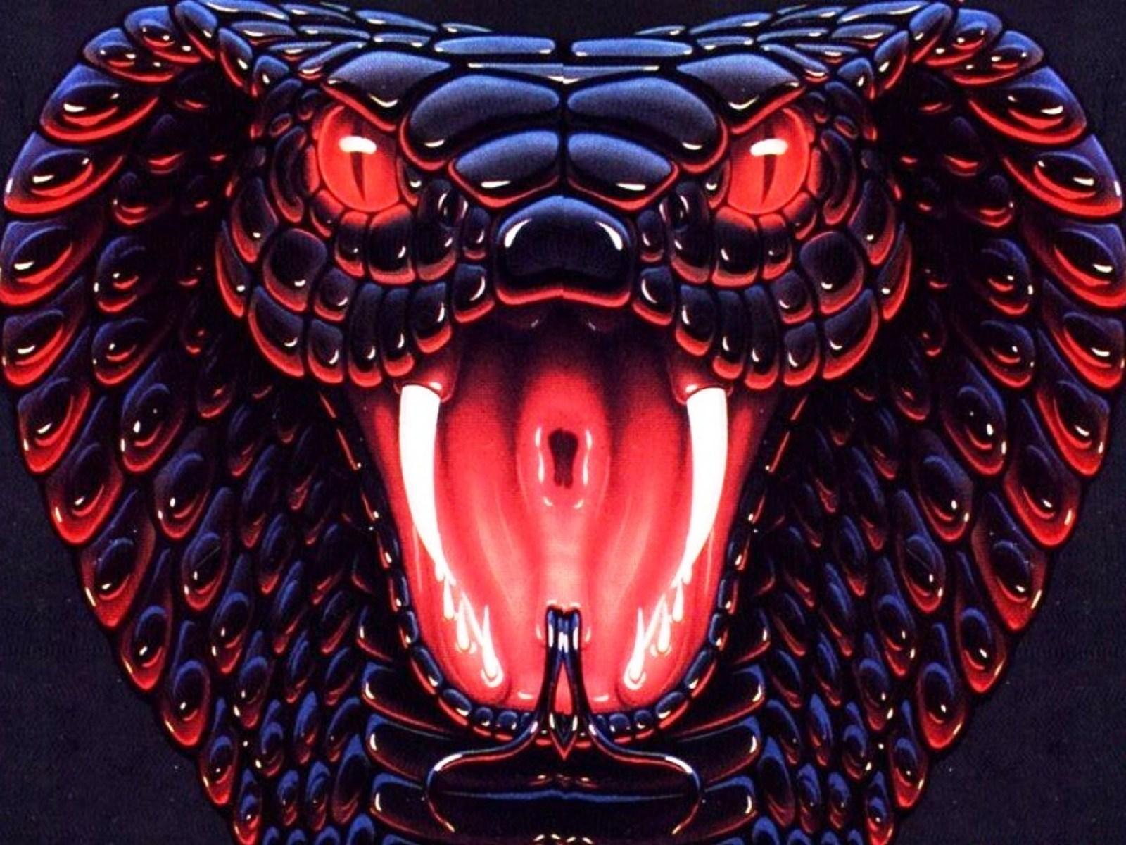 Cobra eyes