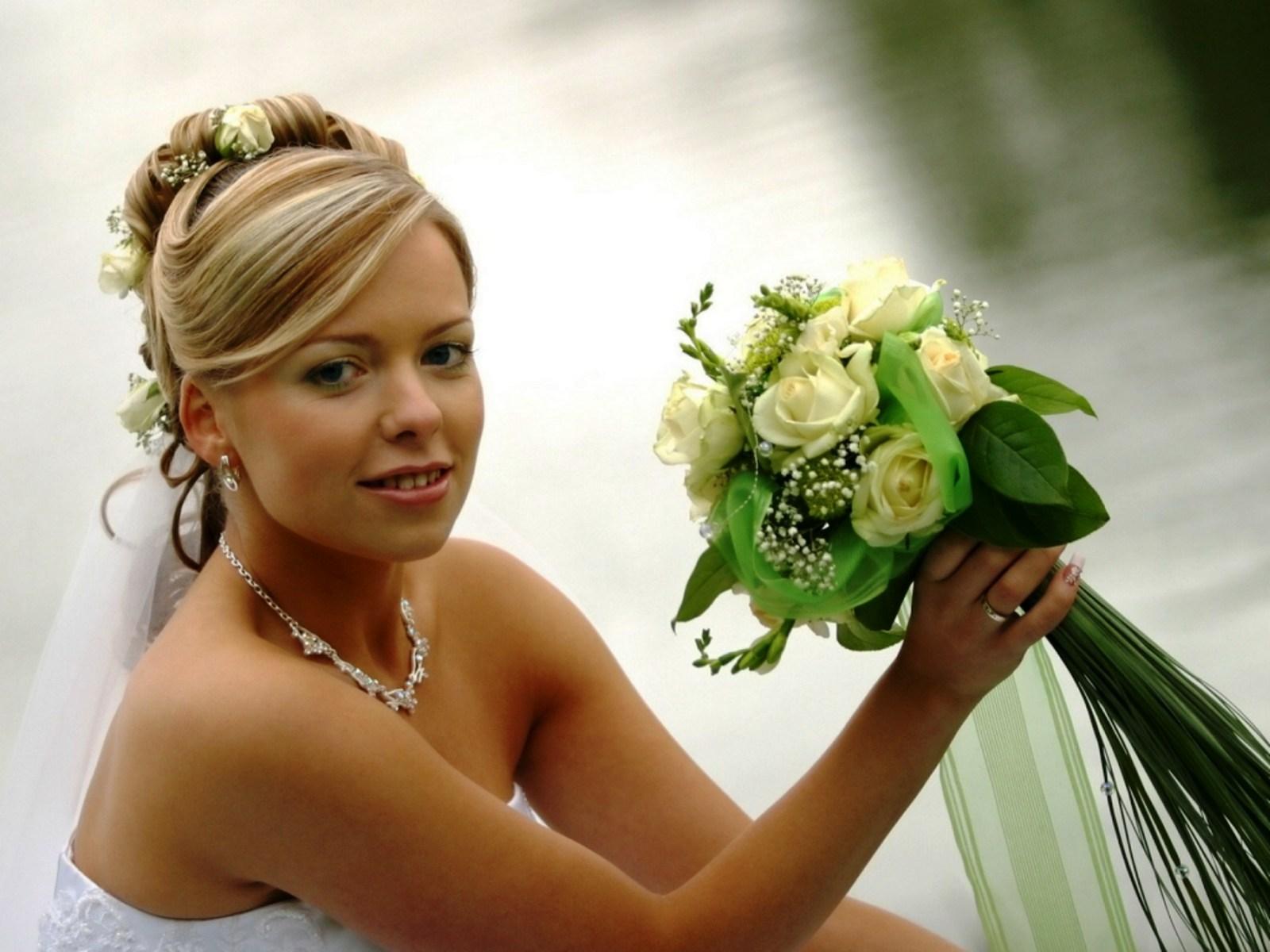 Фото красивых девушек невесты