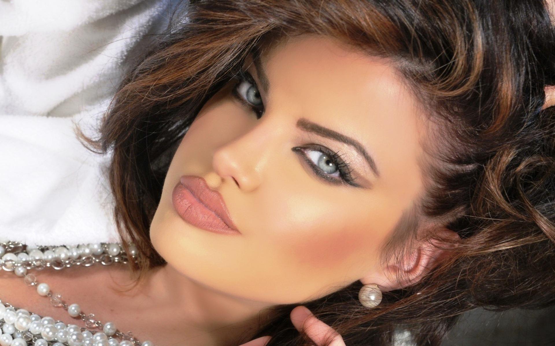 Фото лица красивых моделей 7 фотография