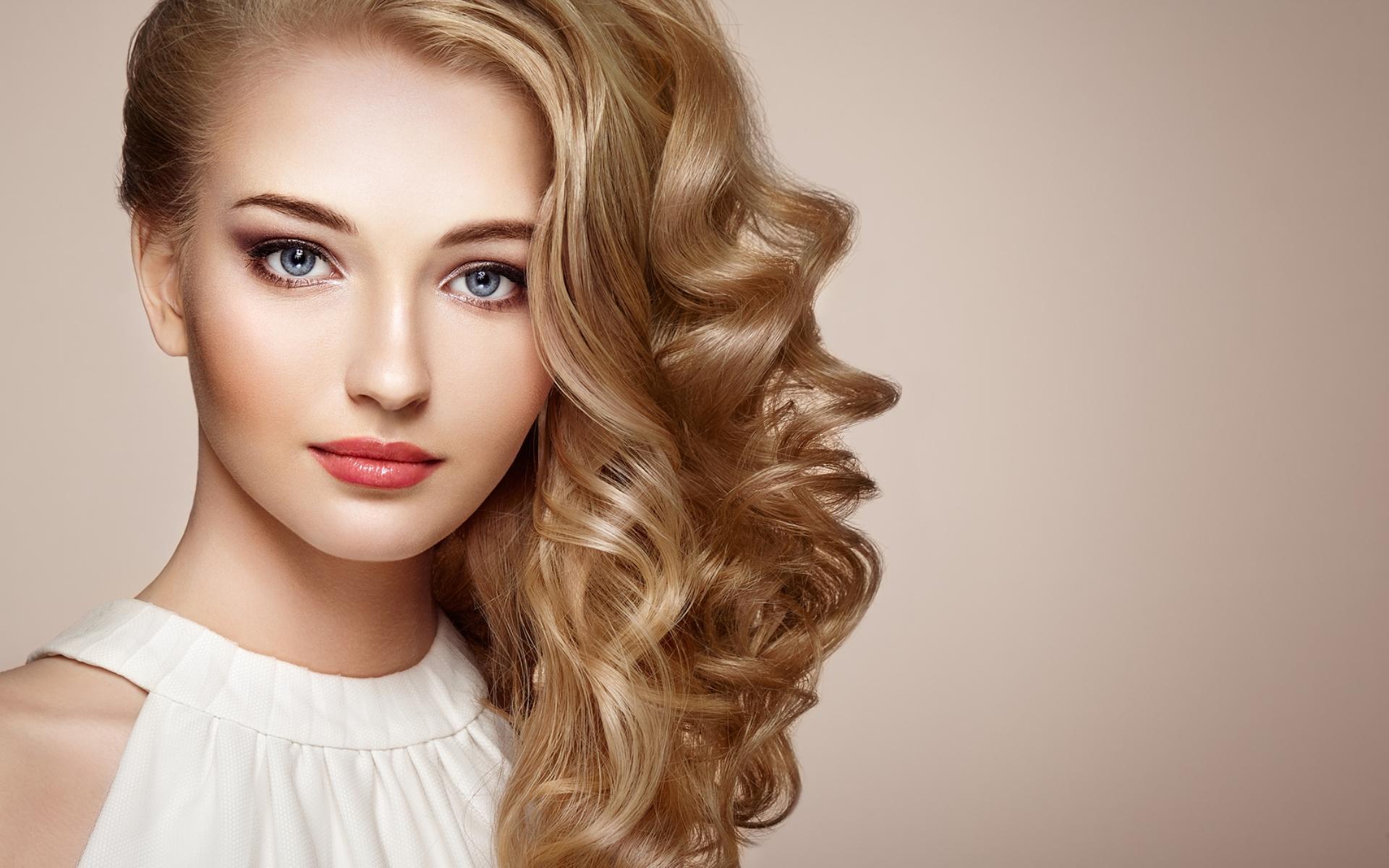 Картинки про девушек красивых блондинок и шатенок 5