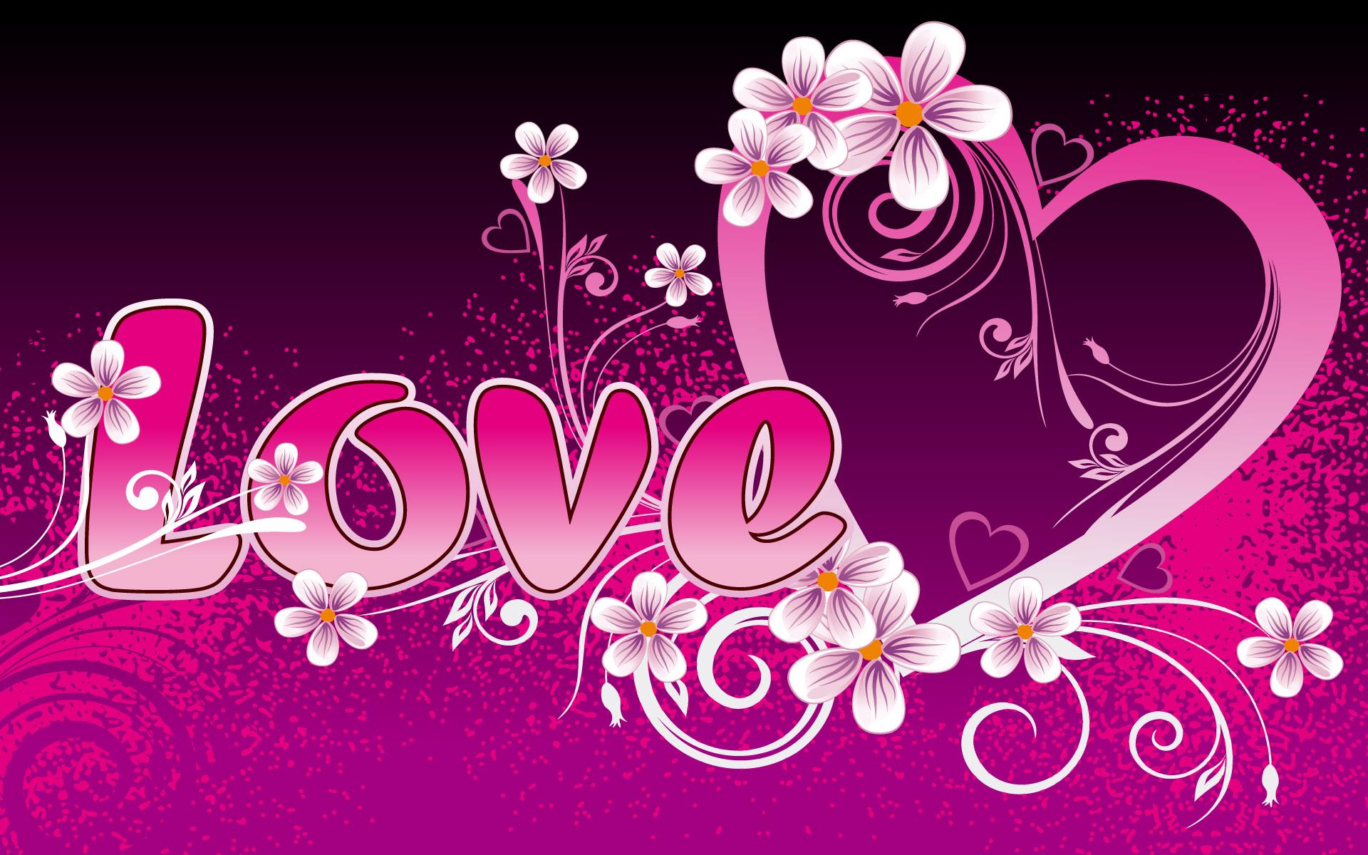 Сердце любовь валентинки любовь