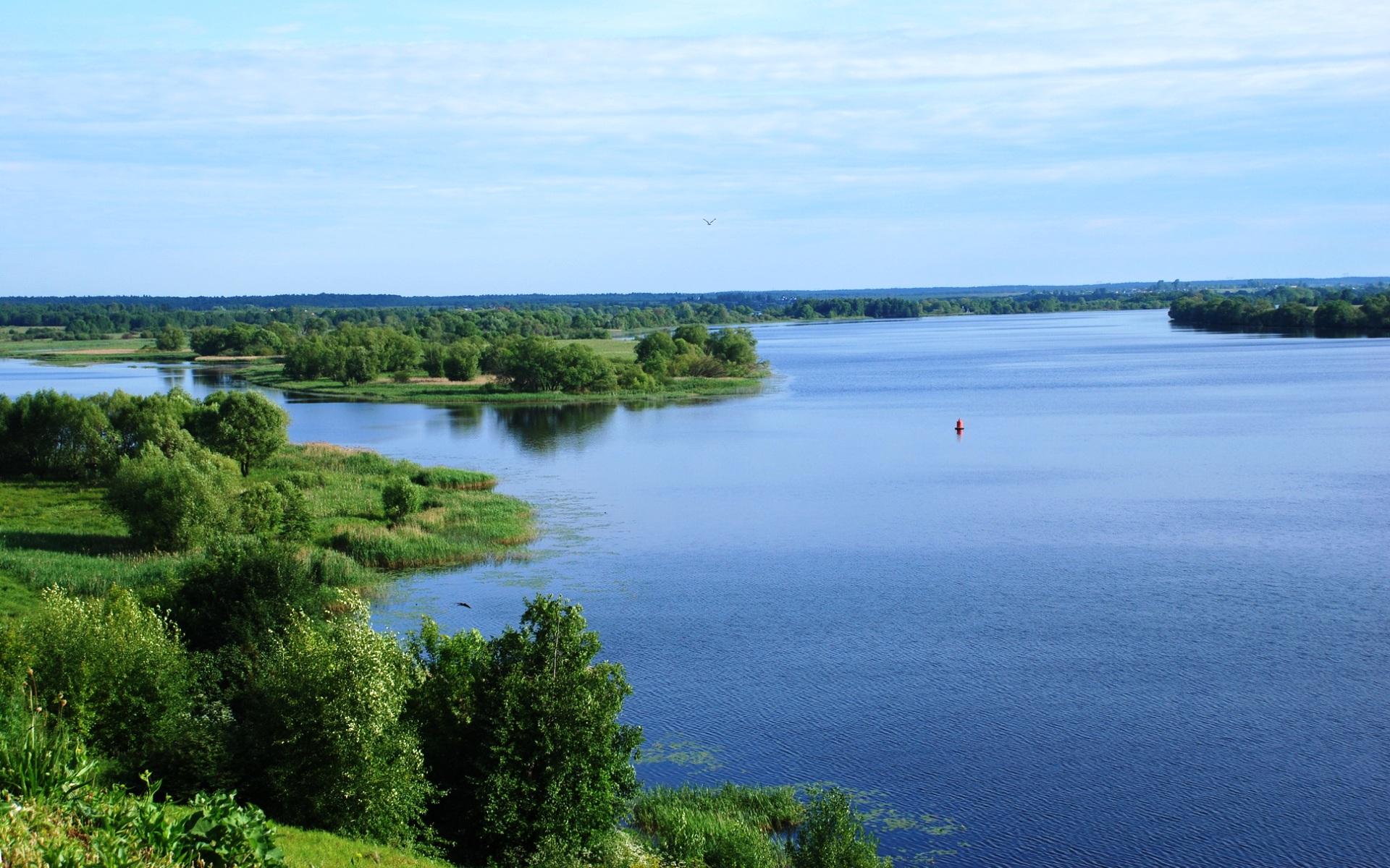 Река волга самая большая река в