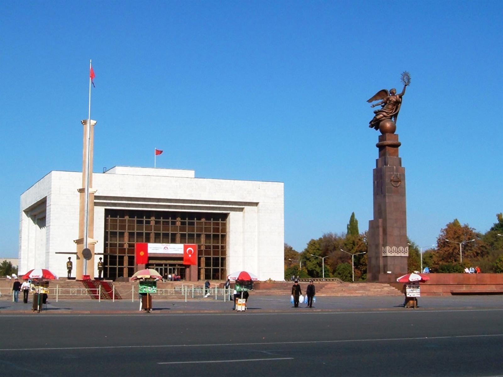Бишкек, новости, киргизия