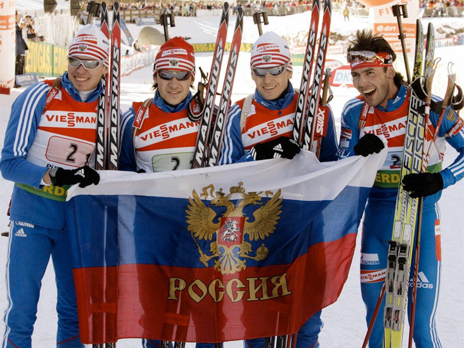 Фото россия спортсменки биотлонисток 27 фотография