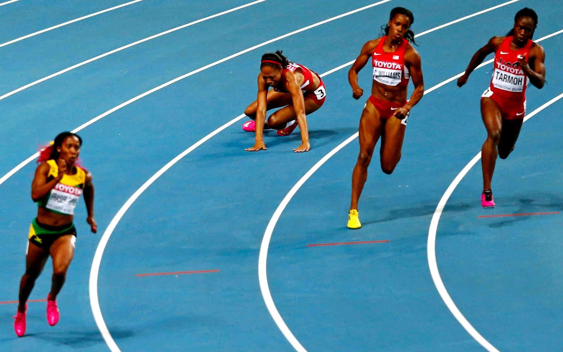 Симулятор легкой атлетики скачать
