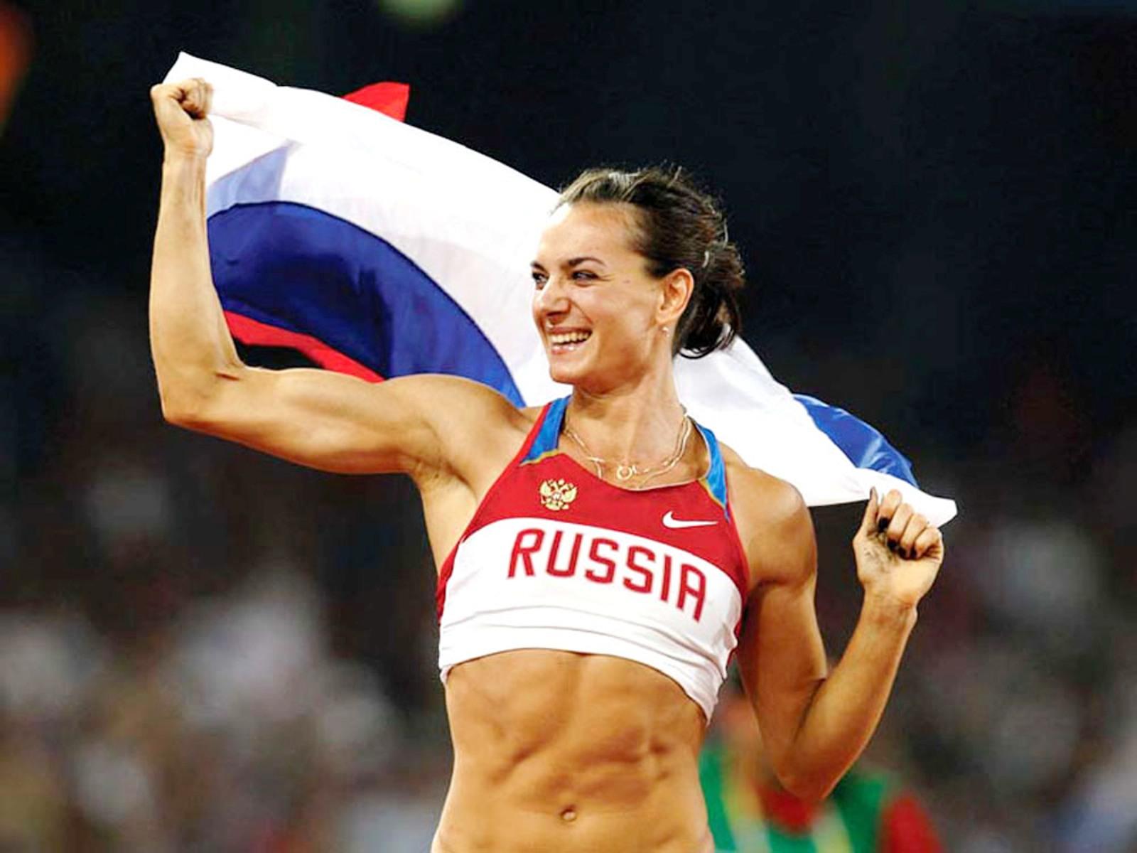 Фотки российских спортсменок 16 фотография