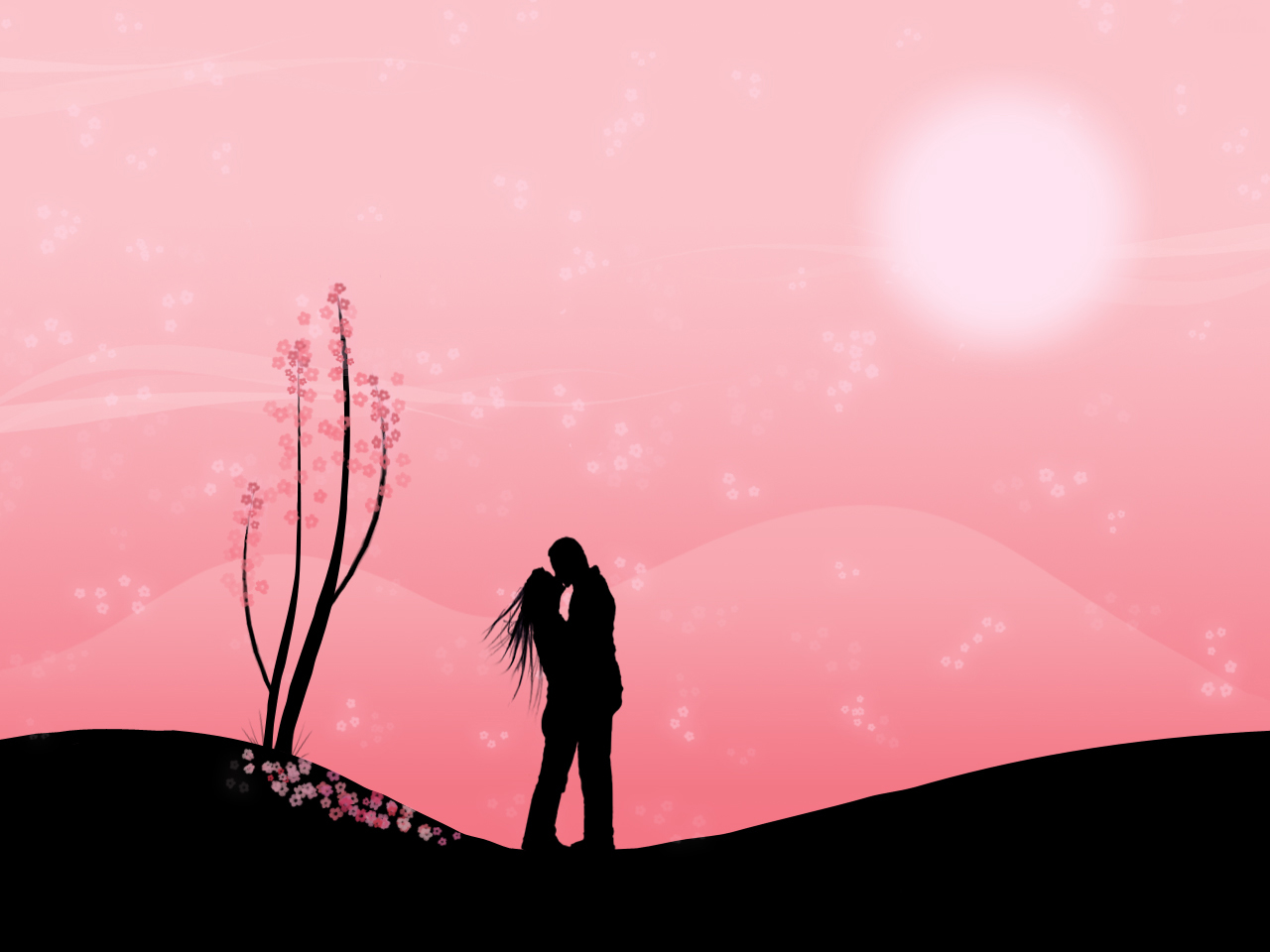 Картинка Поцелуй влюбленных » Любовь ...: www.kartinki24.ru/kartinki/love/1502-kartinka-1.html