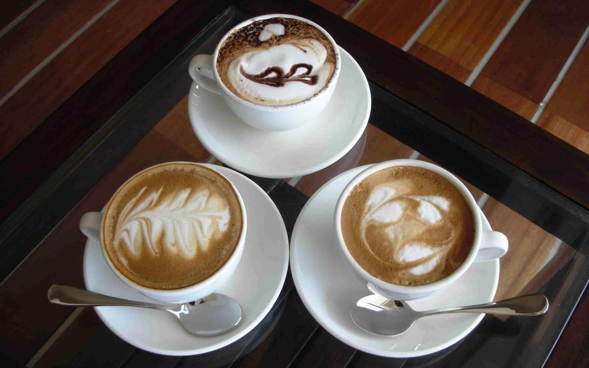 """Результат пошуку зображень за запитом """"Три чашки кофе"""""""