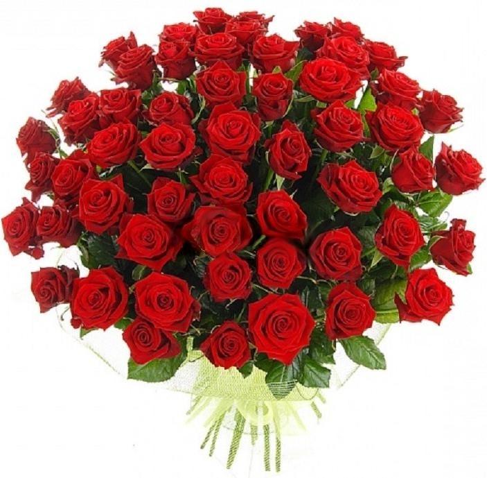Красивая композиция из красных роз, скачать красивые обои для.