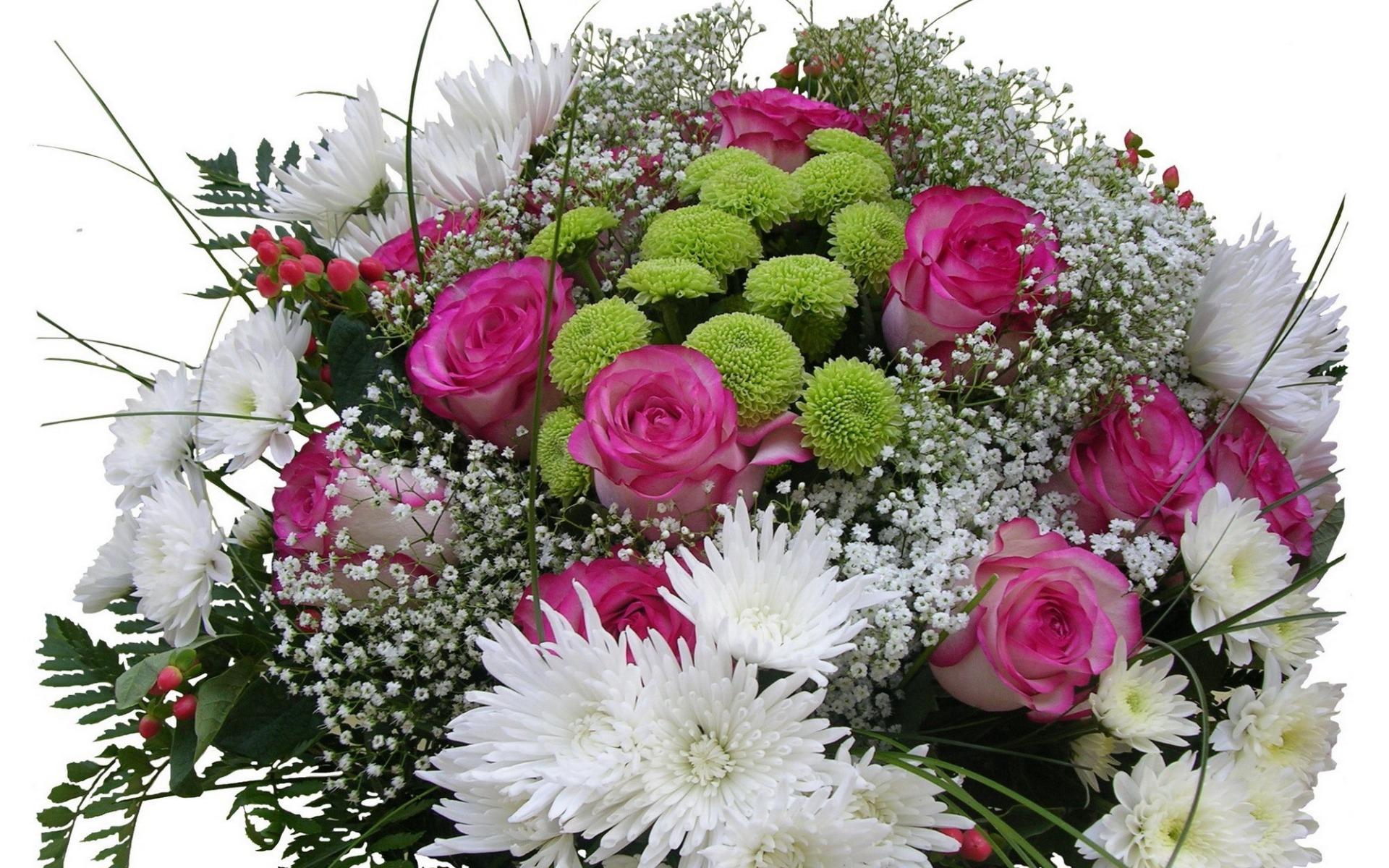Букет цветов большой картинка