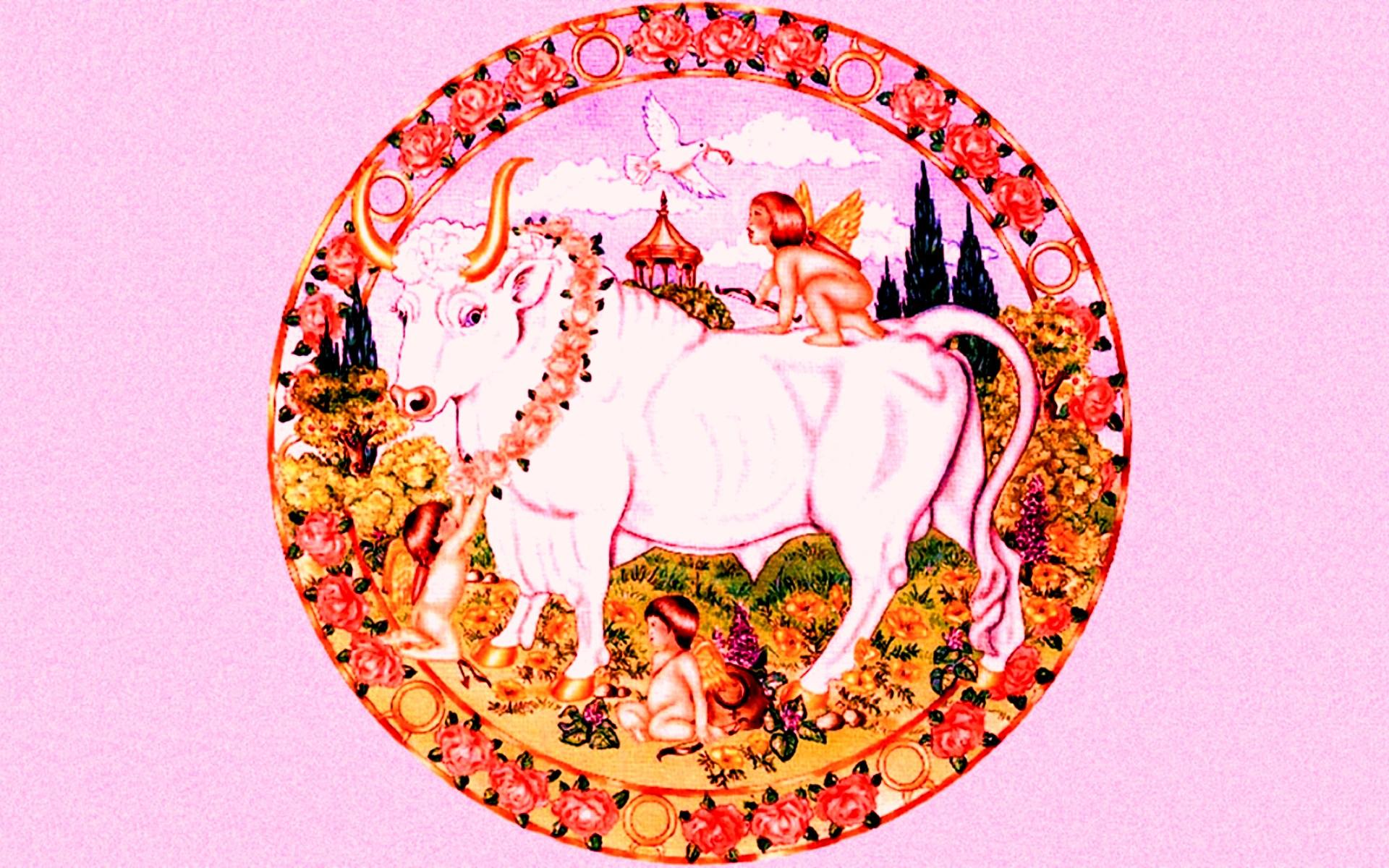 картинки со знаком на зодиака телец