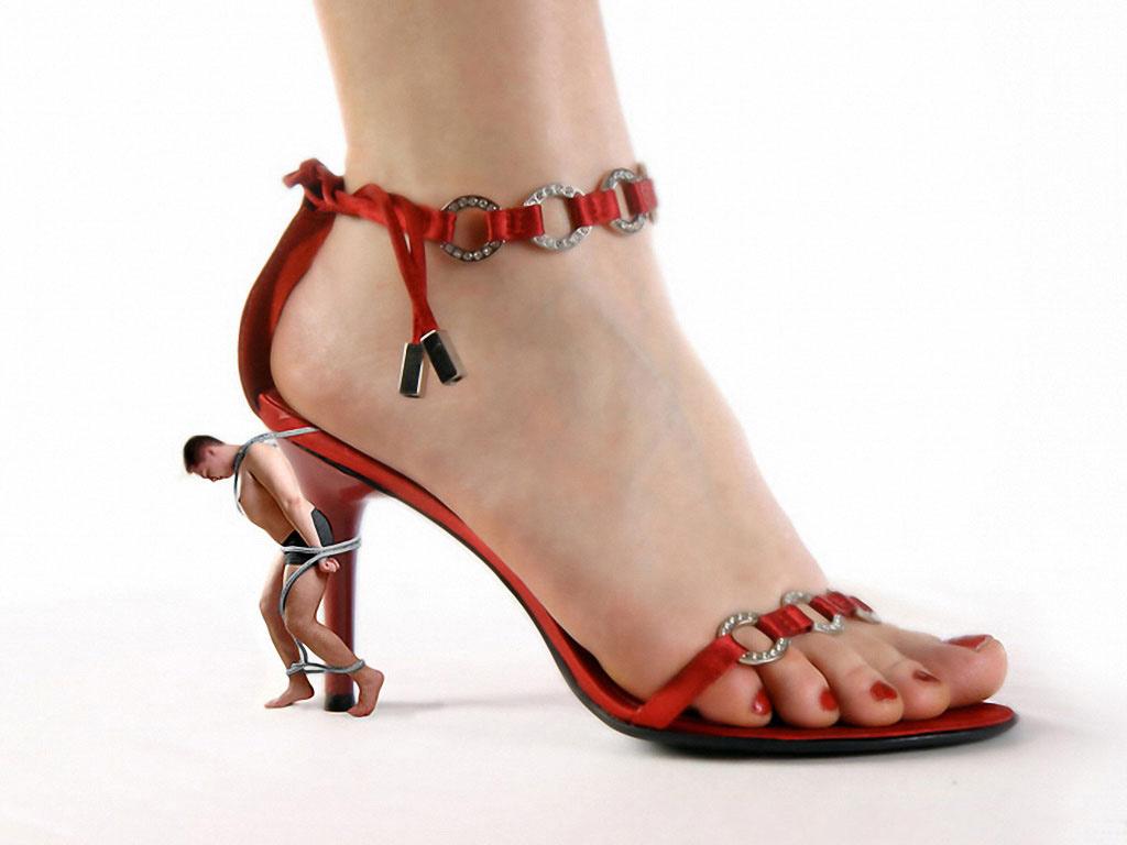 госпожа финансовое рабство