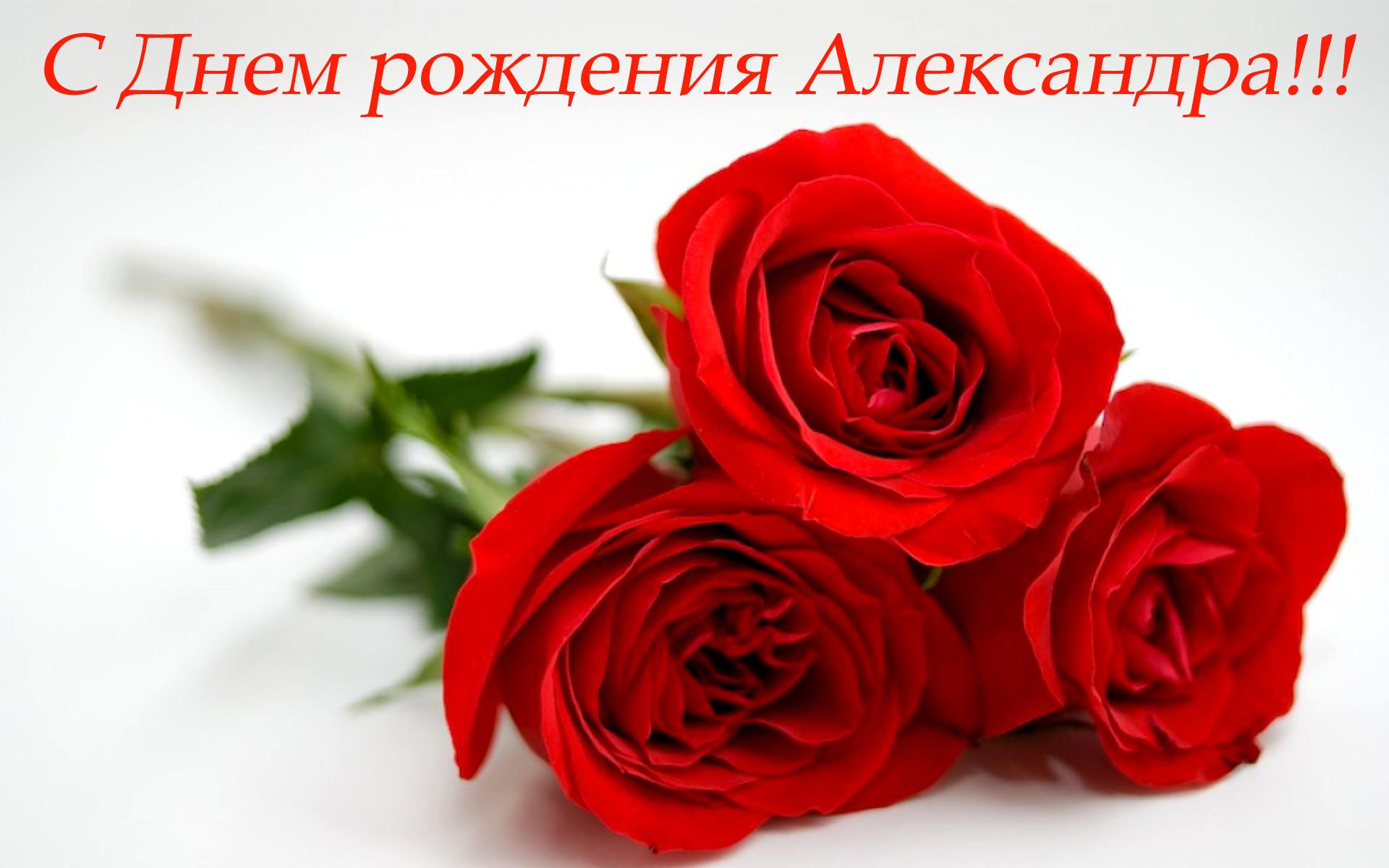 Голосовое поздравление с днем рождения александру