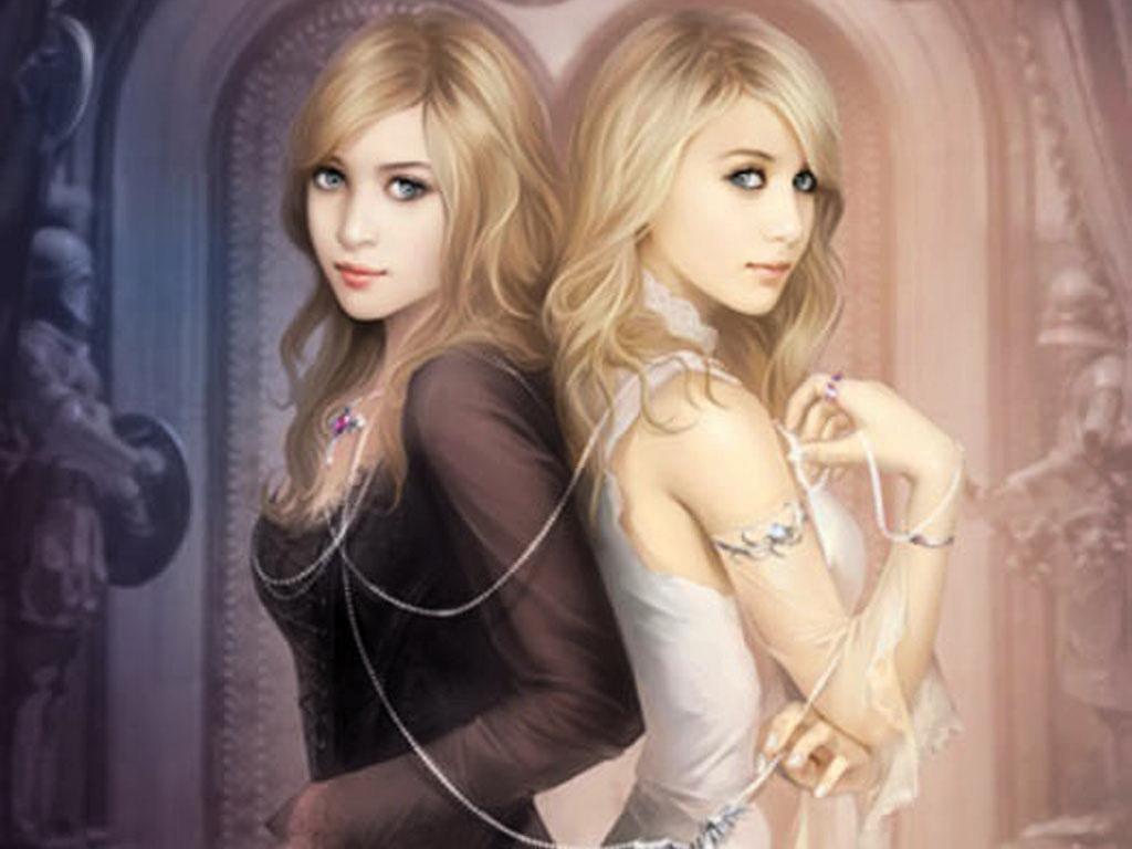 Секс между сестрами близнецами 18 фотография