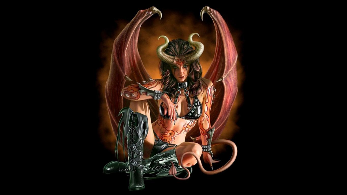 Девушки дьявол