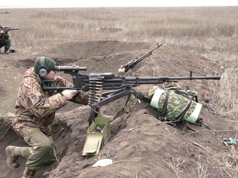 фото пулемета утёс