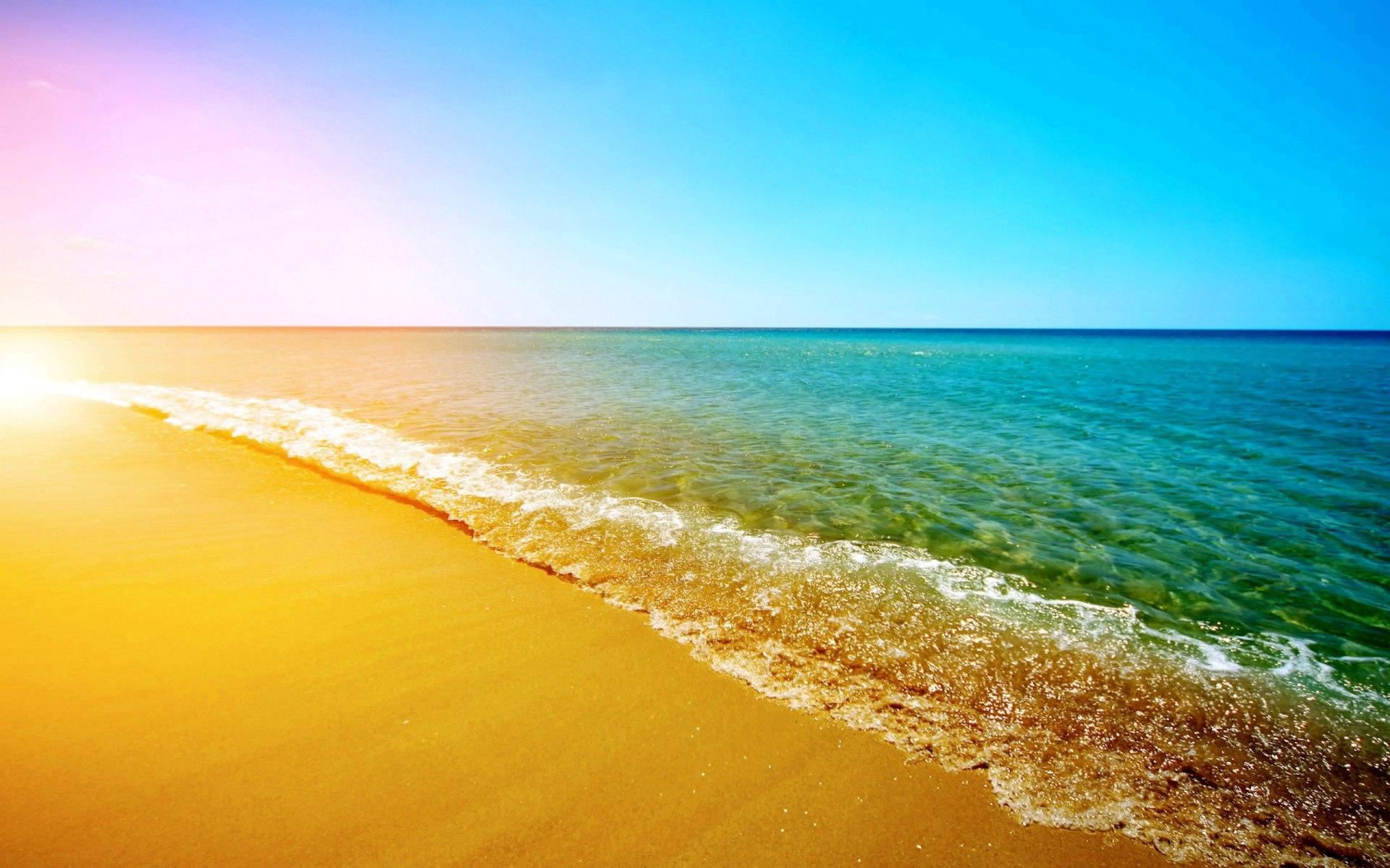 фото природа море лето
