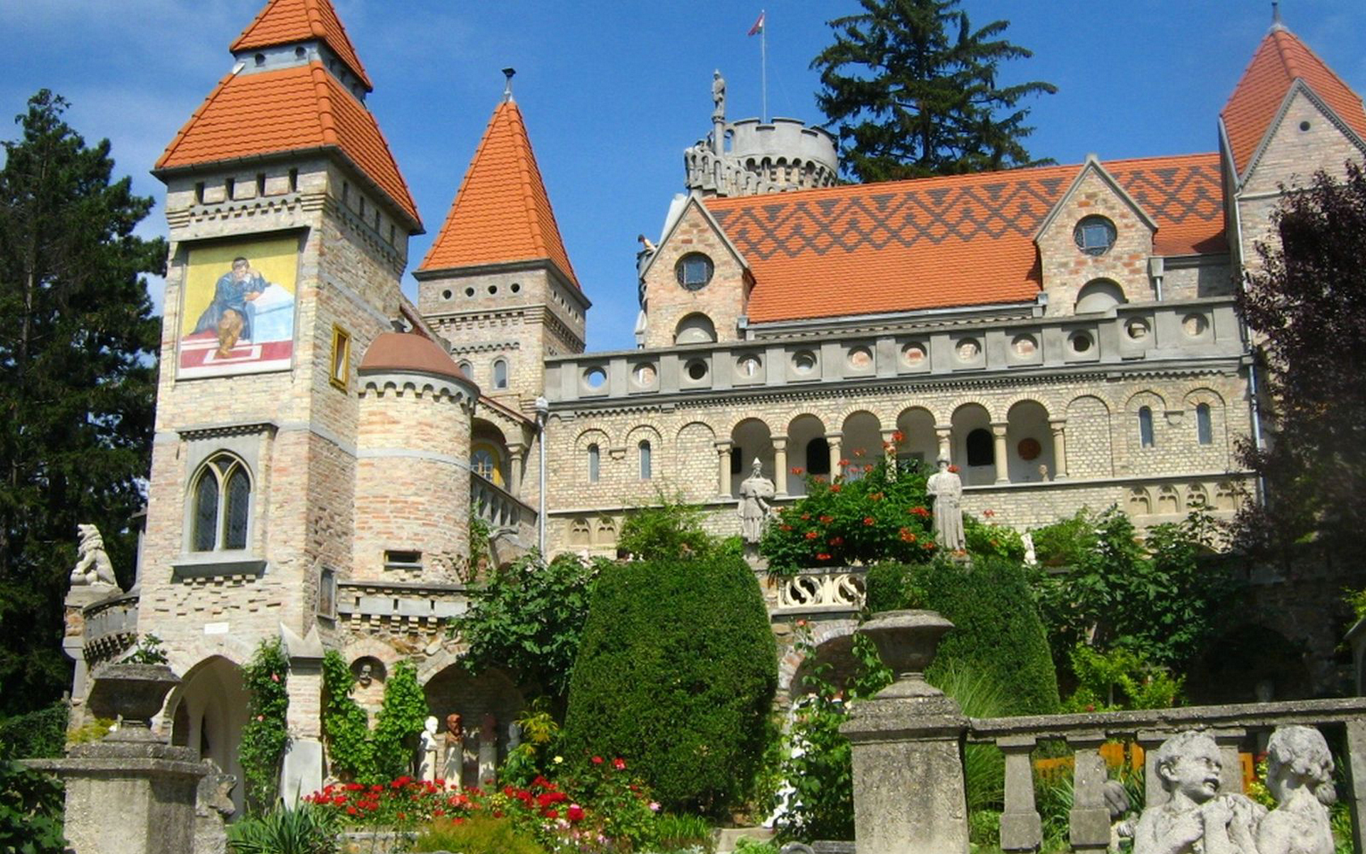 Картинки по запросу замок бори венгрии