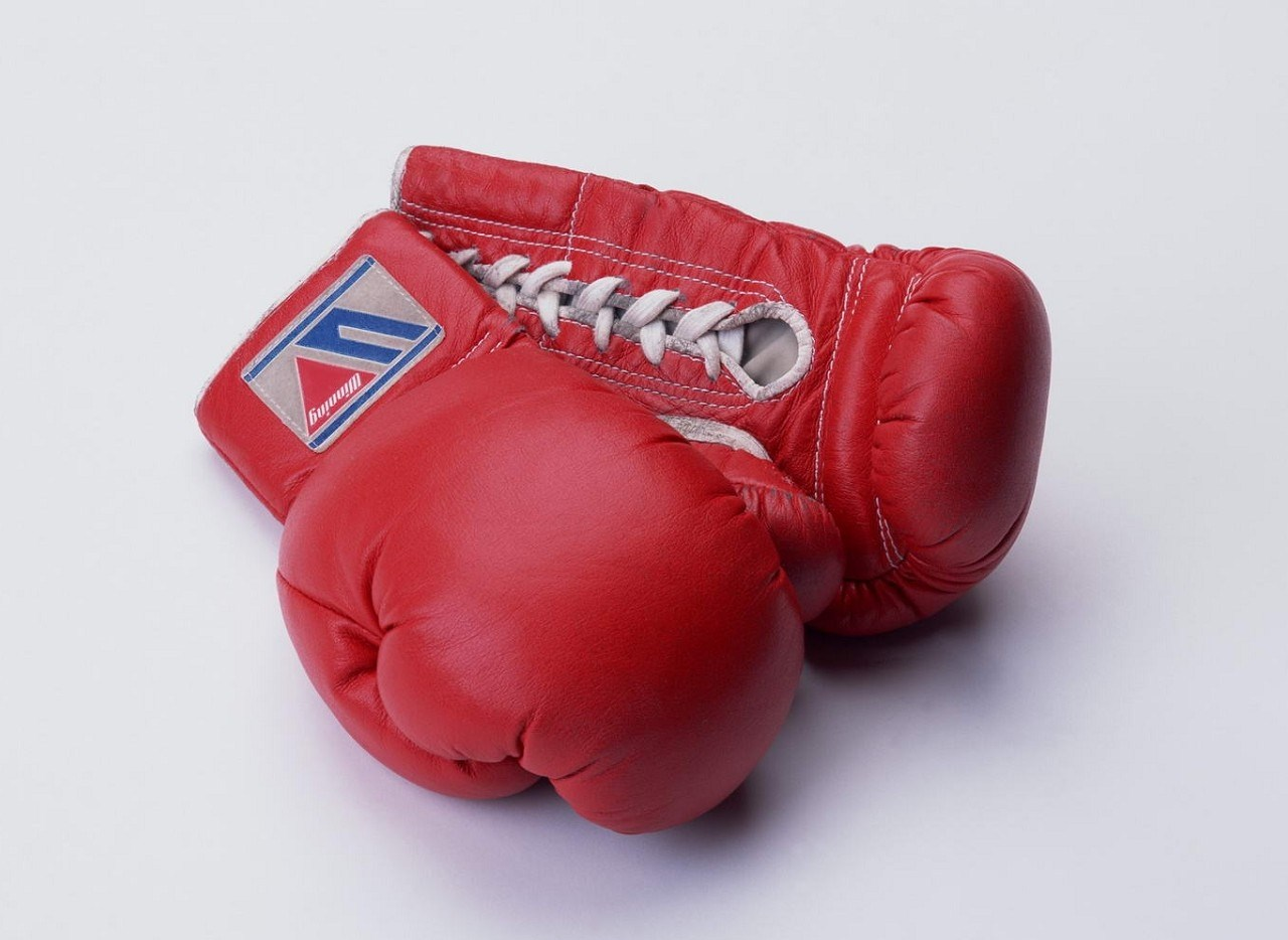 Боксерские перчатки картинка 5