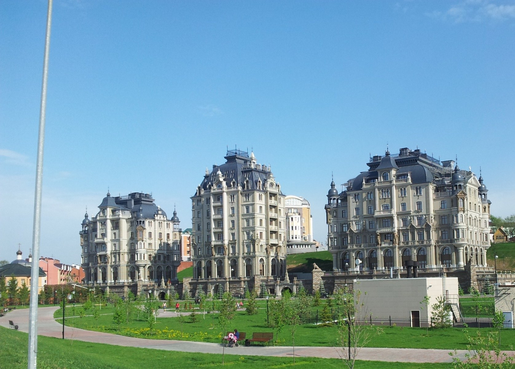 Nehnuteľnosti Kazan