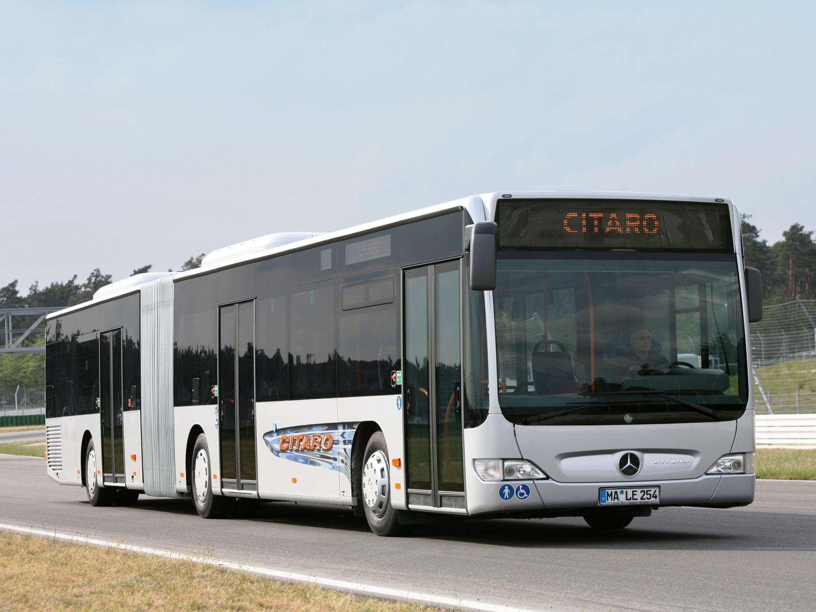 мерседес автобусы фото
