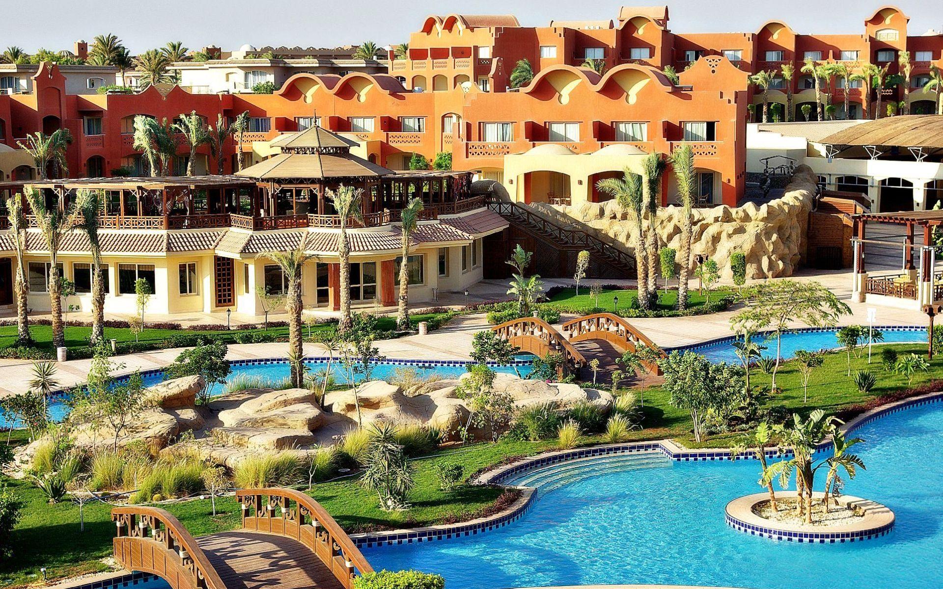 Пятизвездочный египетский отель для семейного отдыха