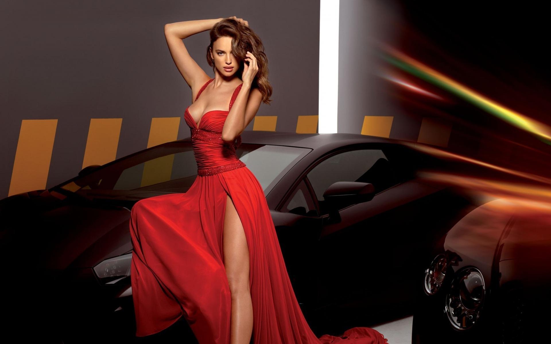 Танцевать в вечернем платье