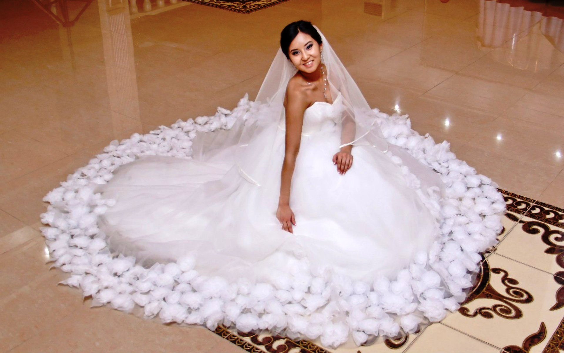 Девушки в невесты