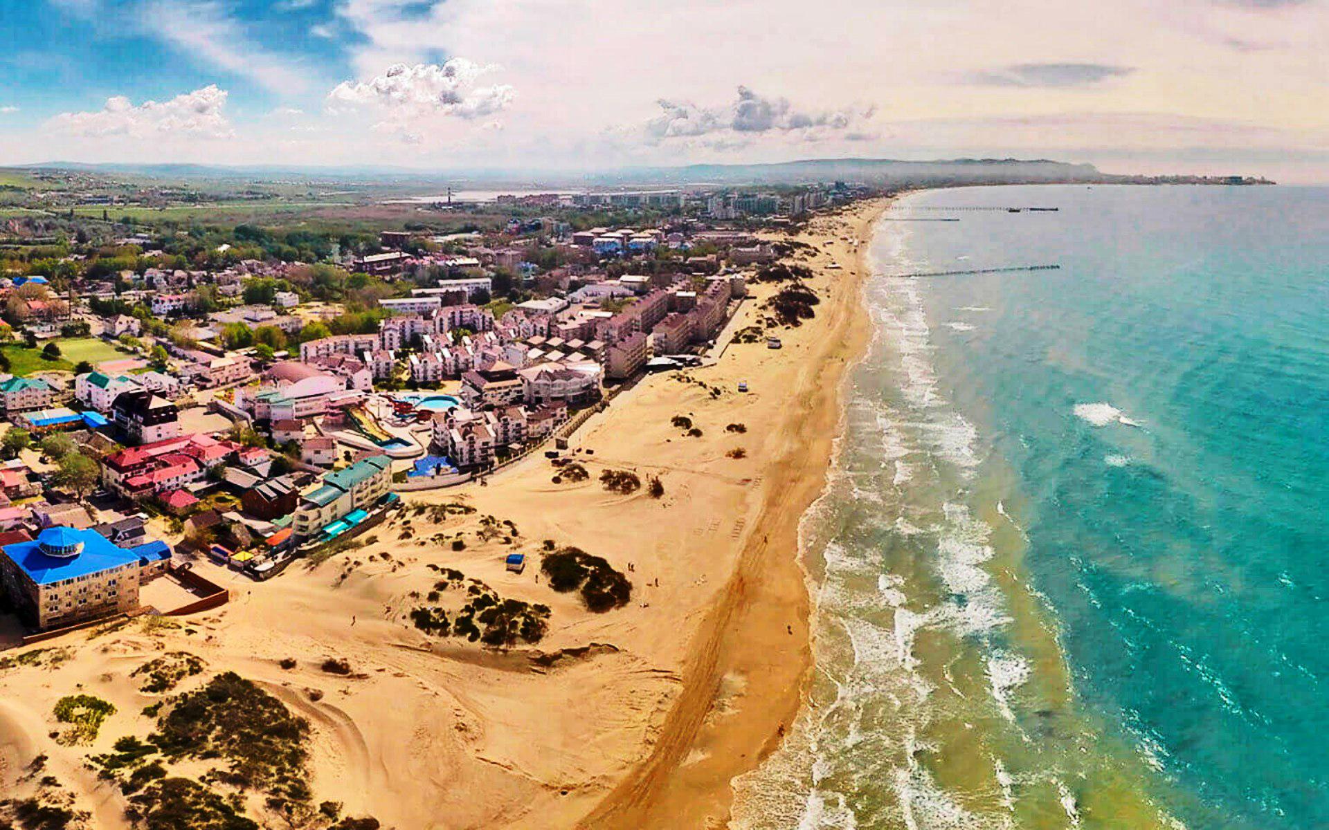 Джемете фото поселка и пляжа 2018