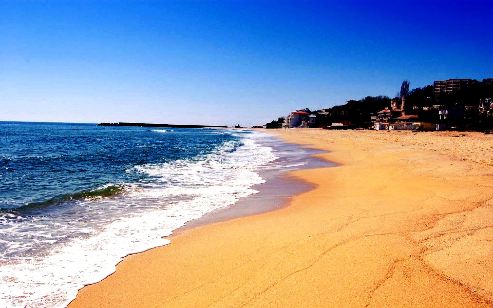 Пляжи болгарии фото девушек