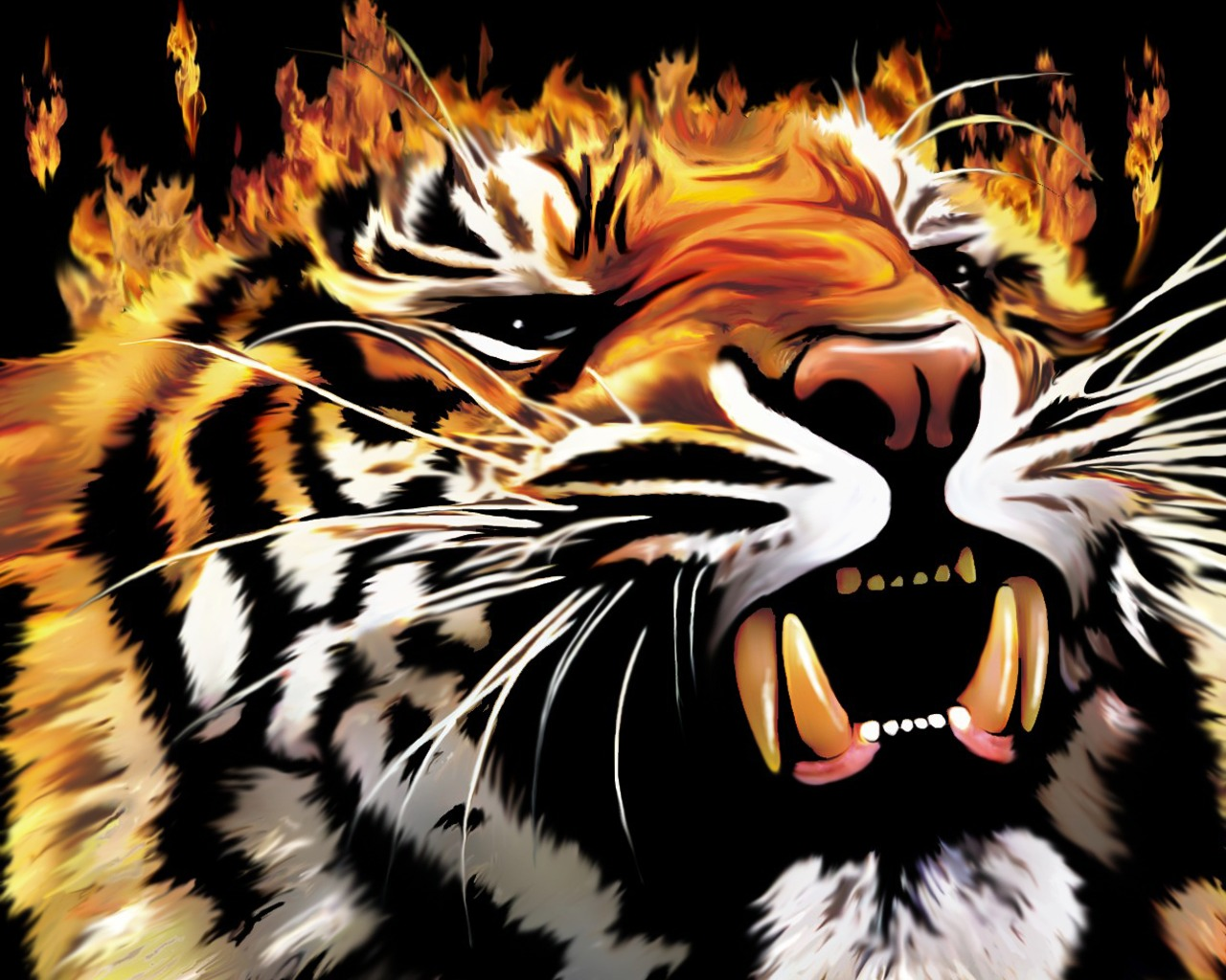скачать тигры картинки