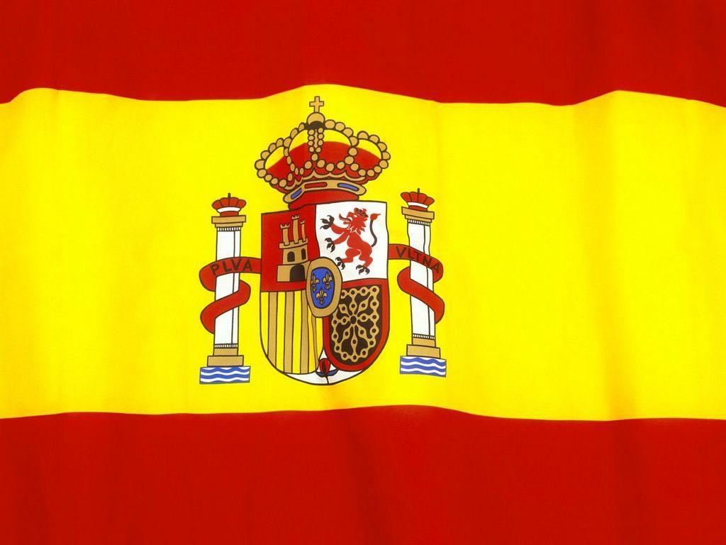 картинки испании флаг