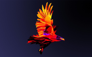 3D орел