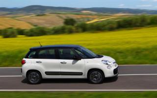 Fiat 500L / Фиат 500L