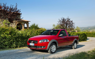Fiat Strada / Фиат Страда