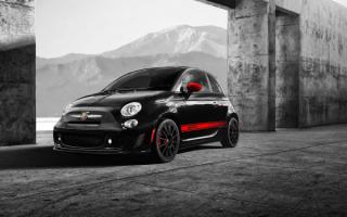 Fiat 500 Abarth 2012 / Фиат 500 Абарт 2012