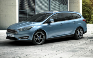 2015 Ford Focus Wagon