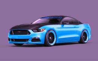 Ford Peeys Garage Mustang 2015