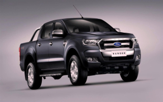 Ford Ranger Europe 2015