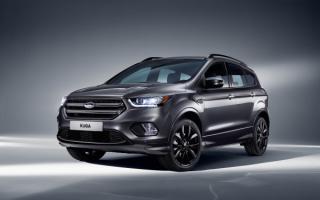 Ford Kuga SUV 2016