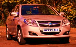 Geely MK / Джили МК