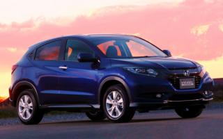 Honda Vezel Hybrid  / Хонда Везел гибрид