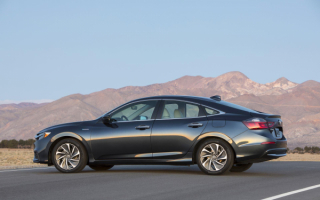 2019 Honda Insight hybrid sedan